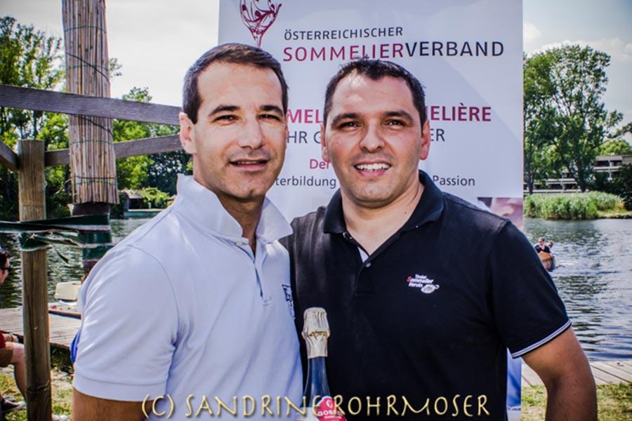 Tiroler Sommelierverein: Fassl-Bootrennen-2015