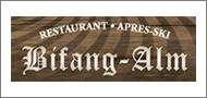 Restaurant Bifang-Alm