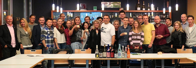 Tiroler Sommelierverein: Sake-Schlung