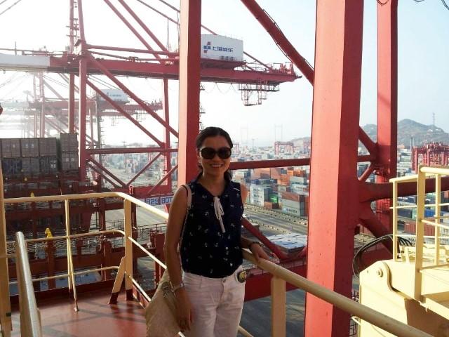 Cynthia Li, Shanghai