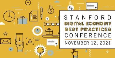 Stanford digital economy event image