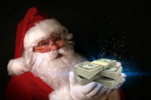 Thrift Savings Plan Santa-Cash