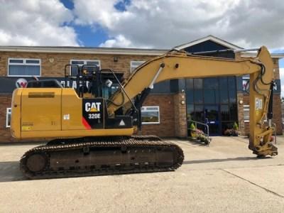 CAT 320EL Tracked Excavator
