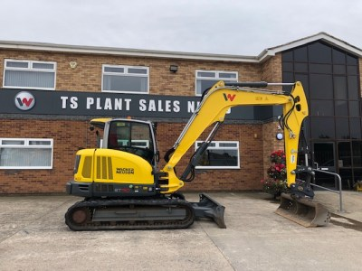 Used Wacker Neuson ET90 year 2018