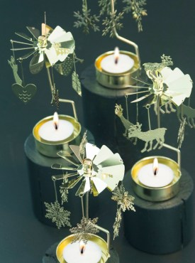 ROTARY CANDLES