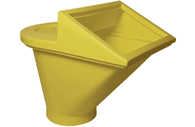 Hopper-system-Rubbish-Chutes-System-Dubai-Garbage-Chutes-System-for-construction-UAE-TSS-Total-Safety-Solution-fall-protection-system