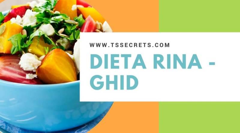 dieta rina pe zile
