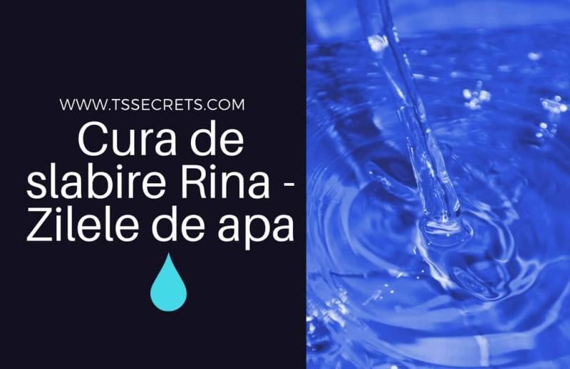 Dieta Rina - Ce este, cum functioneaza, regimul detaliat cu ce poti sa mananci - Blog
