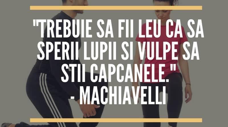 Costin Glăvan – Principii sanatoase in Sport