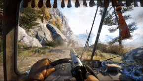 Far Cry 4 featured intense action, and the demo eclipsed that which Ubisoft showed at their own presentation.