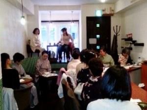 春の和菓子の会3