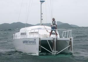 Kenichi Hori Suntory Mermaid