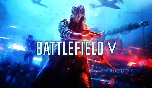PC - Battlefield V その1 ほぼはじめてのBFV