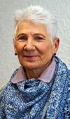Marion Ritze organisiert die 60plus Aktivitäten