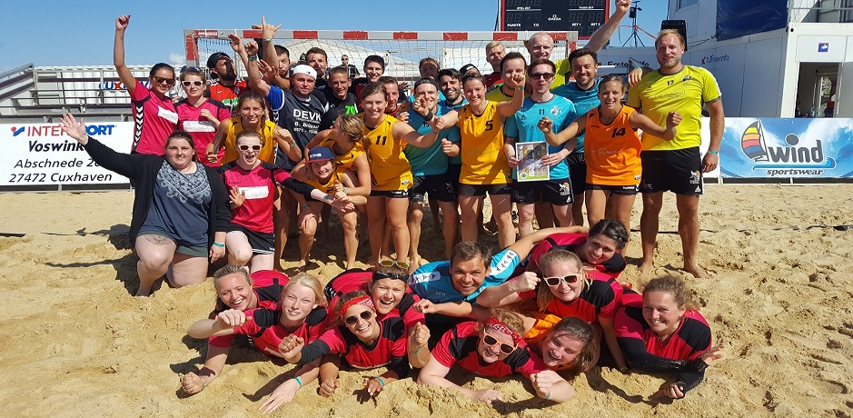 Beachsoccer Cup Cuxhaven  30 MAY
