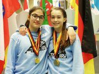 Cara und Selin für 6Nations nominiert