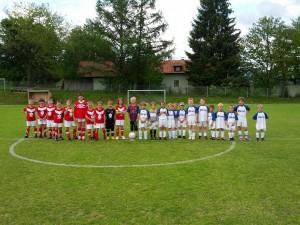 F-Jugend gegen SV Riedlhütte