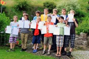 Jugend Vereinsmeisterschaft 2011