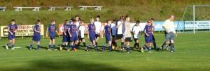 Unsere Jungs gegen den TSV Grafenau