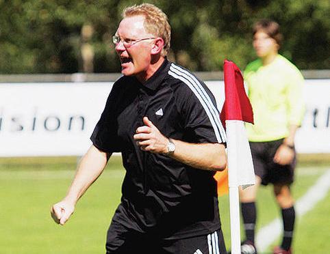 Heinz Günter Scheil übernimmt das Traineramt beim TSV Vordorf