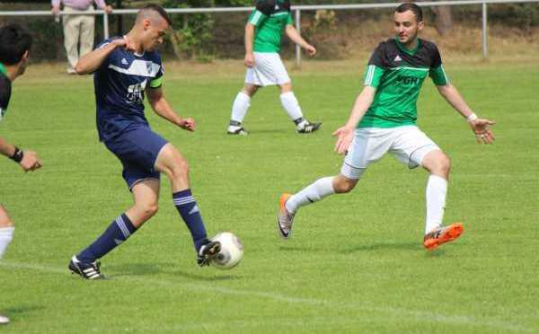 1. Herren landet deutlichen Sieg mit 9:0 gegen den TuS Neudorf/Platendorf