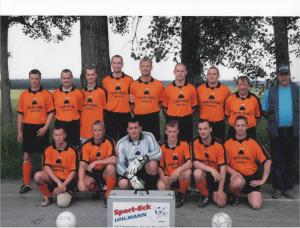 1. Fußball Männermannschaft des  TSV 1886 Lichtenberg e.V.