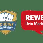 Scheine für Vereine (REWE Aktion)