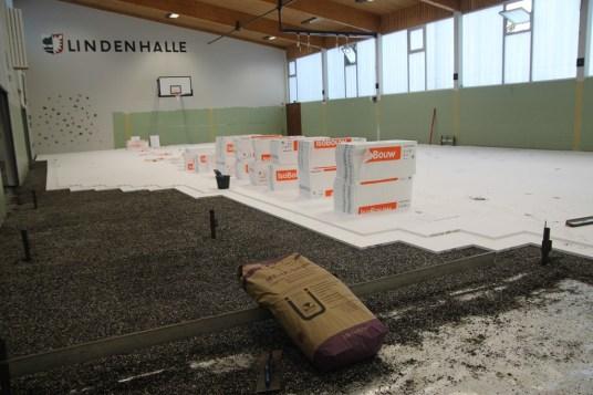 Hallensanierung – Fotobericht #6