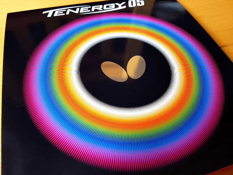Butterfly Tenergy 05 comparison