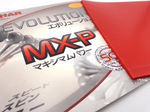 Tibhar Evolution MX-P50 review