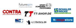 Tischtennis Shop Test TT-Shop Tischtennis Online Shops