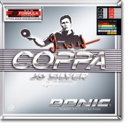Donic Coppa JO Silver