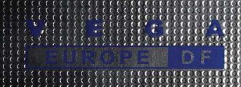 Xiom Vega Europe DF Logo
