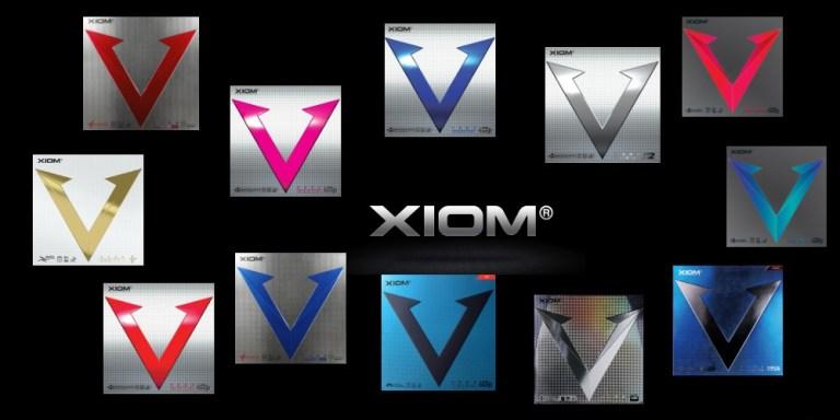 Xiom Vega Belagtest - Alle Xiom Vega Beläge im Vergleichstest