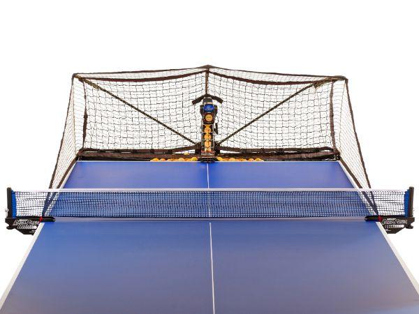 Tischtennis Roboter Test 2021