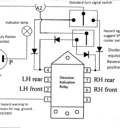 adding hazard warning to td turn signals hazard and turn signal switch wiring diagram [ 1115 x 790 Pixel ]