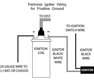 Pertronix Positive Ground Wiring