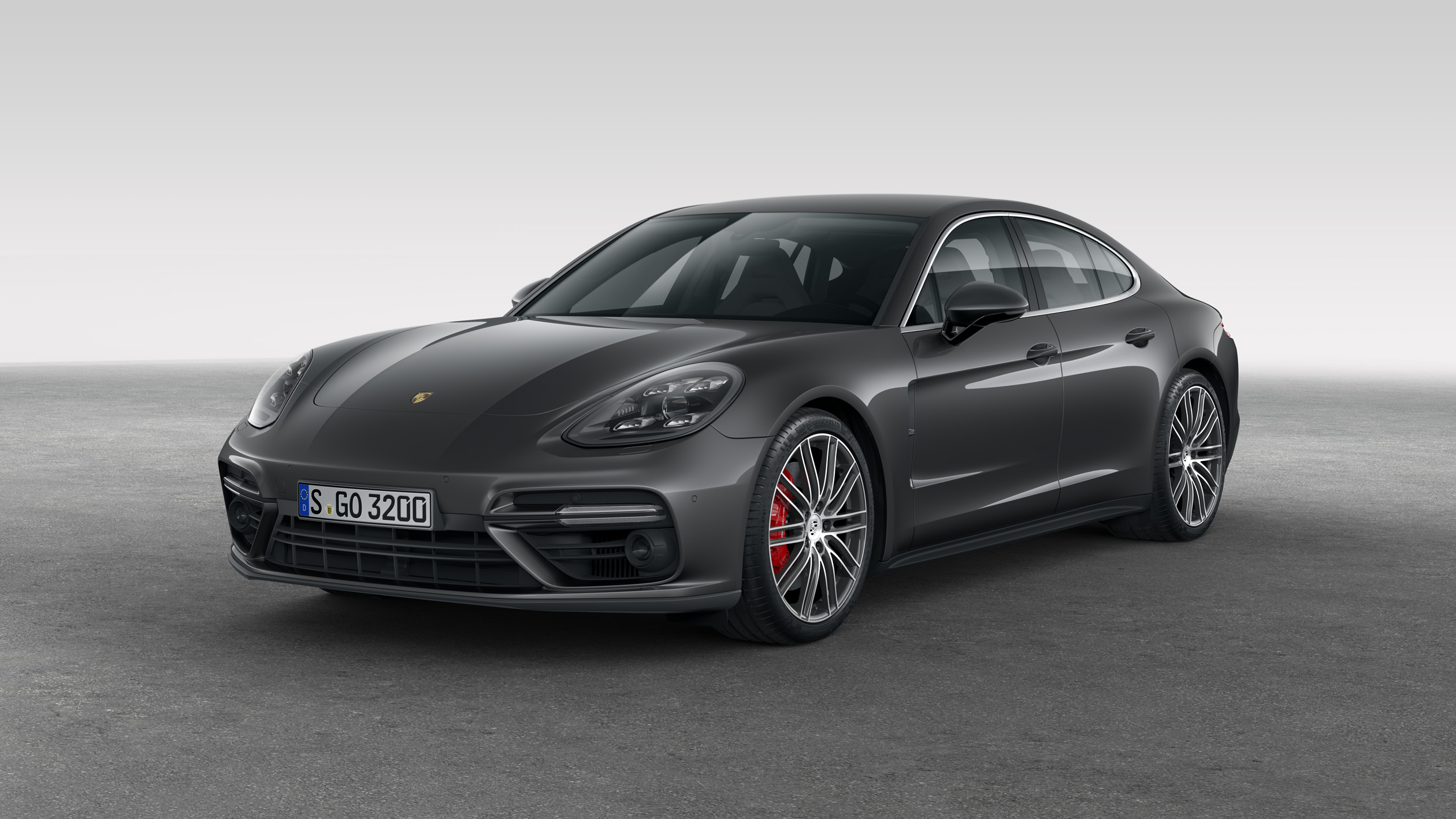 All New Porsche Panamera Turbo | TTAutoGuide com
