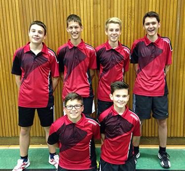 Jungen U18 2014-2015