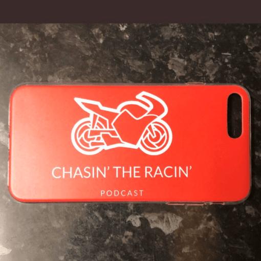 Chasin the Racin Soft Gel Case