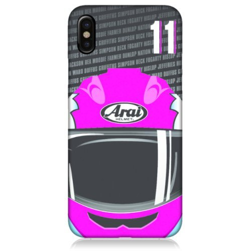 Isle of Man TT Steve Hislop phone case