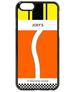 Isle of Man TT Joey Dunlop 26th Milestone Phone Case