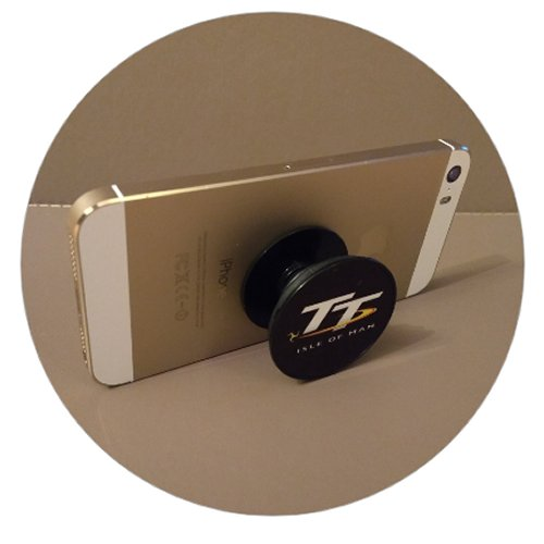 Official Isle of Man TT Pop Sockets