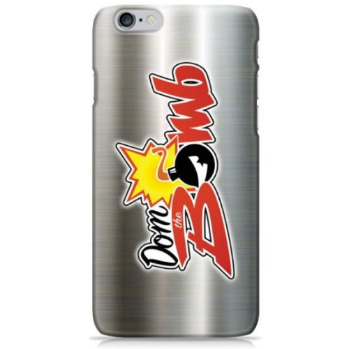 "Dominic Herbertson ""Dom the Bomb"" Phone Case"