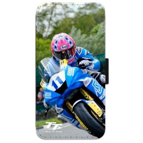 Lee Johnston - Supersport Race 1 - 3rd June 2019 - Sulby Bridge