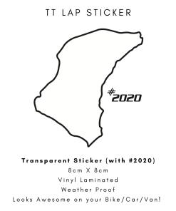 Isle of Man TT Stickers