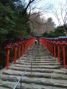 貴船神社 〜 京都 洛北のパワースポットに行ってきた!貴船はギャルだらけだった!!
