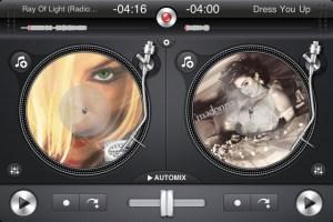 """本格DJアプリ  """"djay for iPhone & iPod Touch""""  が期間限定で半額セール中!"""