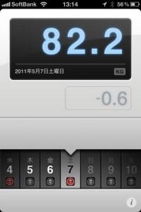 ランニング日誌(11/05/07)雨・風邪・太もも痛の三重苦11kmラン!頑張った!(>_<)/
