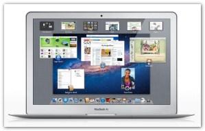 """OS X 10.7 Lionの新機能  """"Mission Control"""" が凄すぎる!"""